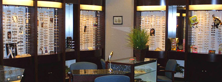 Eyewear Showroom
